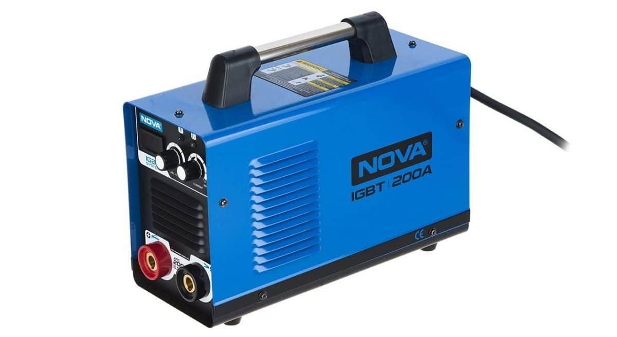 اینورتر جوشکاری 200 آمپر نووا مدل NTI 2420
